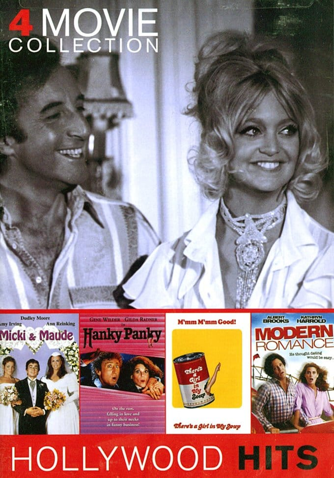 Hollywood Hits 4-Movie Collection (Micki & Maude