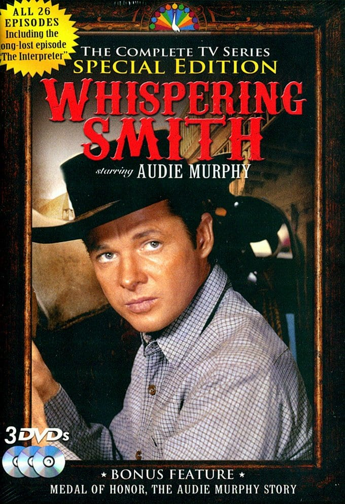 Whispering Smith - Complete Series (3-DVD)