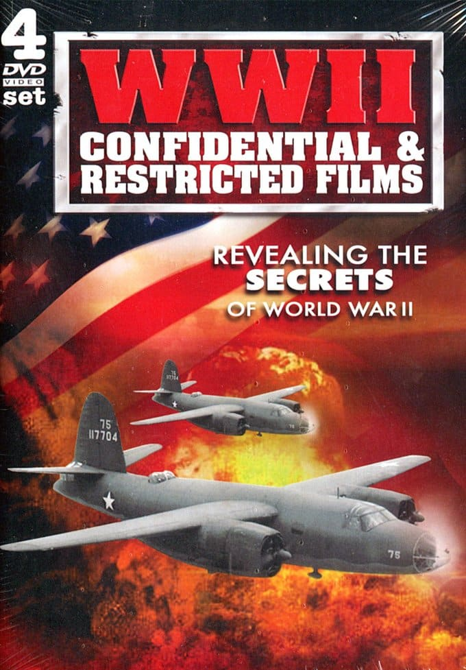 Confidential & Restricted Films: Revealing the