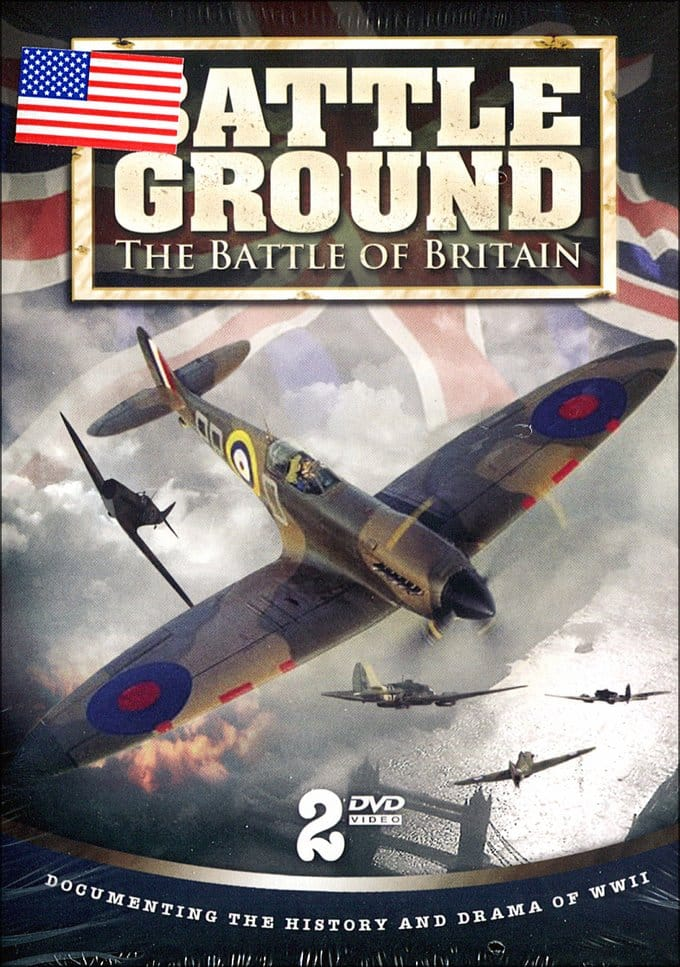 Battle Ground: The Battle of Britain (2-DVD)