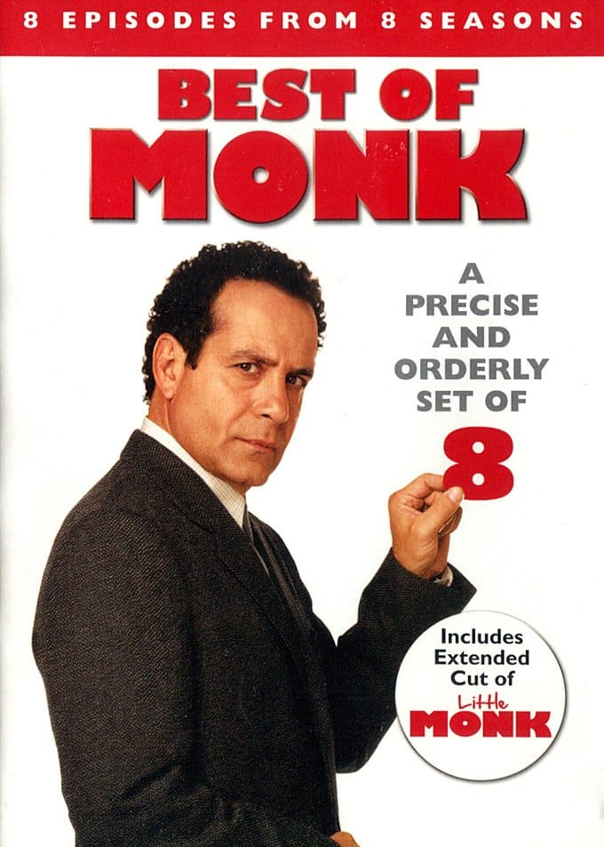 The Best of Monk (2-DVD)