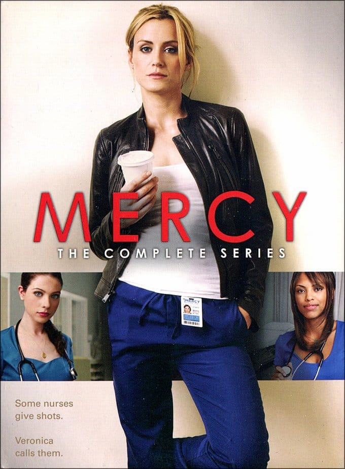 Mercy - Complete Series (5-DVD)