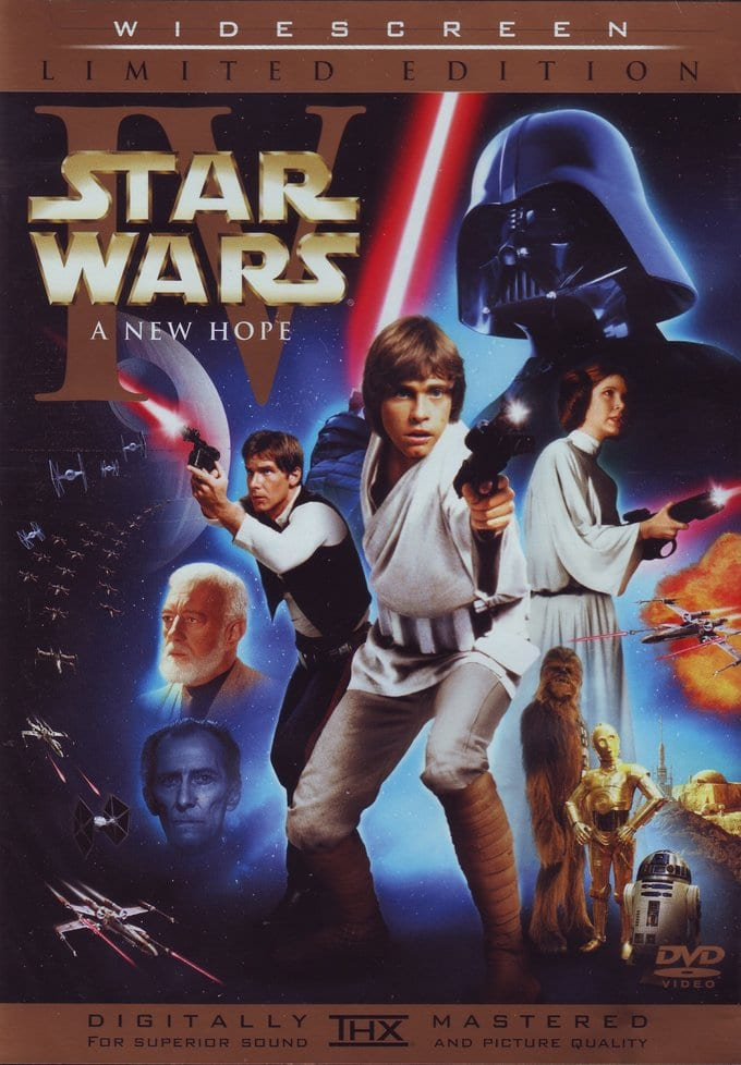 Star Wars (Limited Edition) (2-DVD)