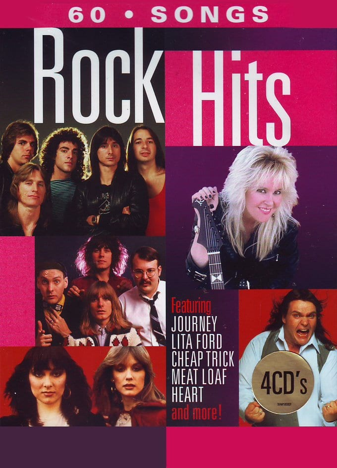Rock Hits (4-CD)