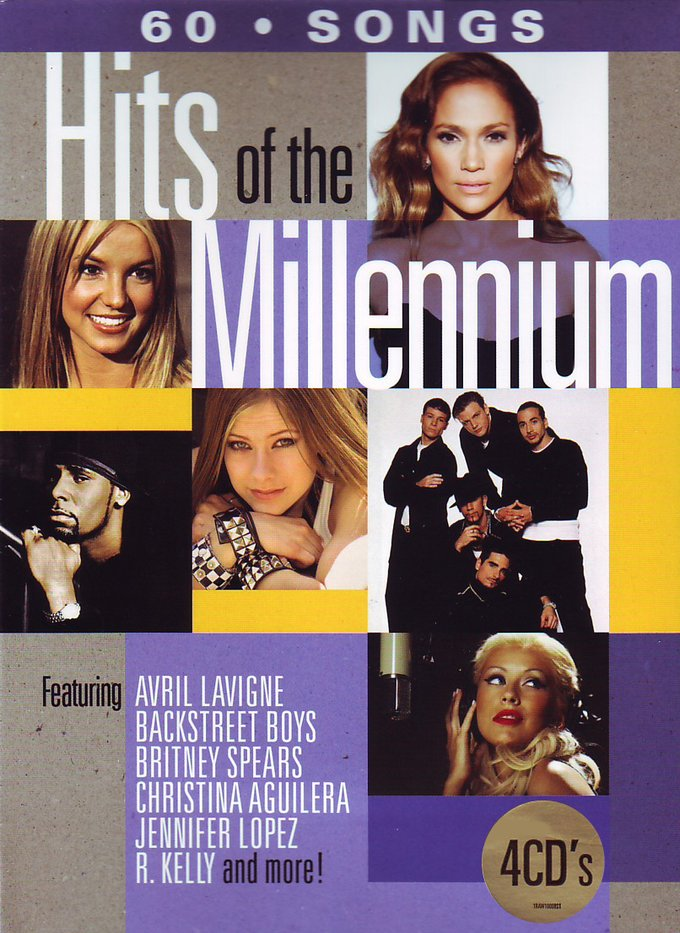 Hits of the Millennium (4-CD)