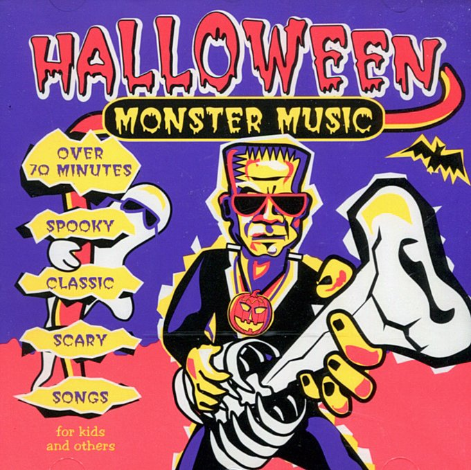 Halloween Monster Music