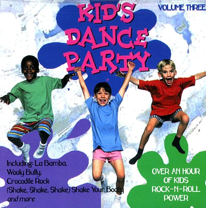 Kids Dance Party V3