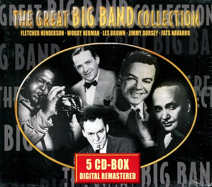 The Great Big Band Collection (5-CD)