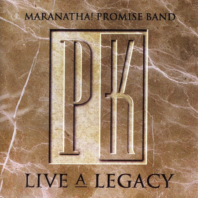 Promise Keepers: Live a Legacy