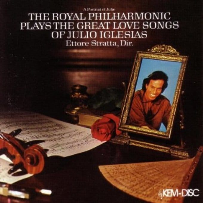 A Portrait of Julio: The Great Love Songs of