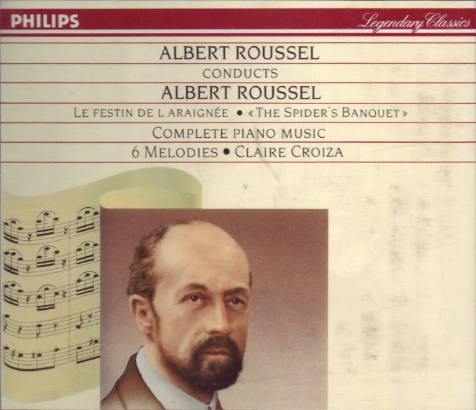 Rousell: Rousell Conducts Rousell (2-CD)
