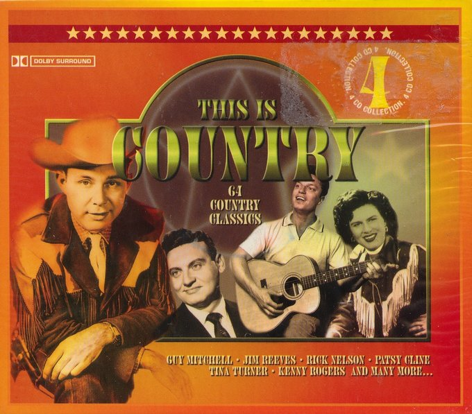 This Is Country (4-CD)