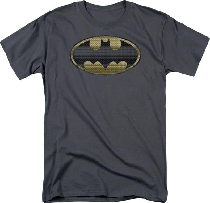 Batman - Little Logos - T-Shirt