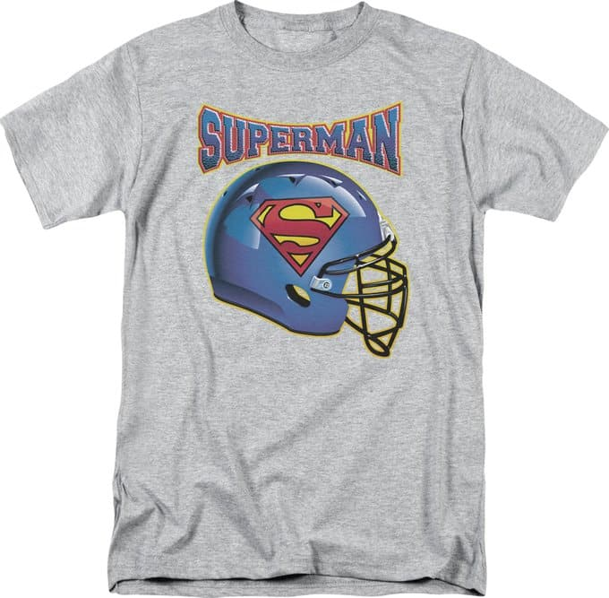 Superman - Helmet - T-Shirt