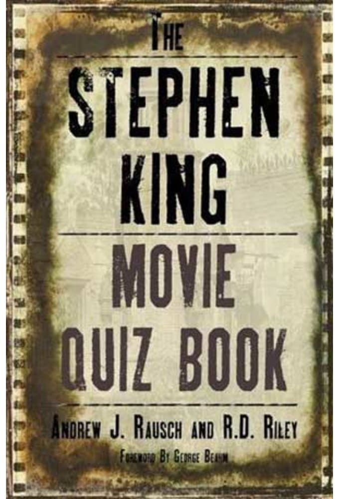 The Stephen King Movie Quiz Book