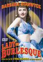 "Lady of Burlesque - 11"" x 17"" Poster"