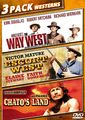 3 Pack Westerns: The Way West / Escort West /