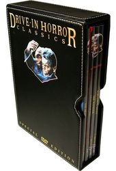 Drive-In Horror Classics Collection (4-DVD