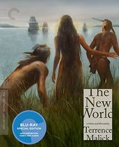 The New World (Blu-ray)