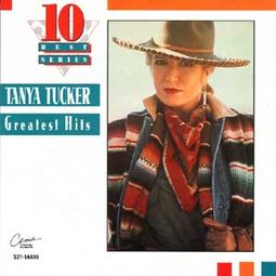 Tanya Tucker Greatest Hits Capitol Cd 1995 Emi