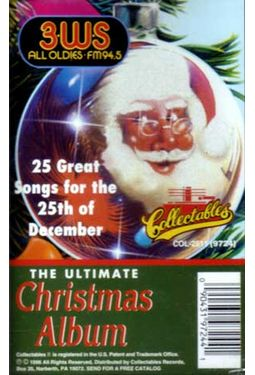 3ws Fm94 5 Ultimate Christmas Album Volume 1 Audio