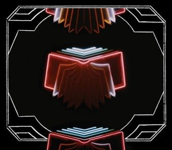 Arcade fire neon bible cd 2007 merge records for Arcade fire miroir noir