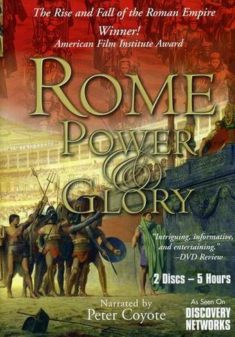 """rome the power and glory an essay on the history of rome Free essay: graham greene's deceptive life seen in graham greene's deceptive life seen in: the power and the glory """"what he had experienced was a vacancy– a."""
