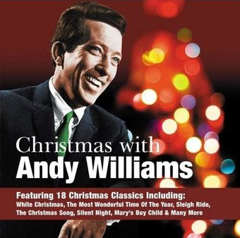 Christmas with Andy Williams CD (2007) - Crimson Productions | OLDIES.com