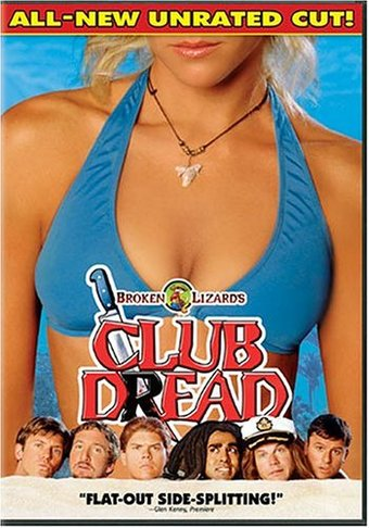 Club dread unrated cut dvd 2004 starring bill paxton for Inside unrated full movie