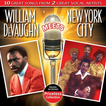 William Devaughn Meets New York City Cd 2009
