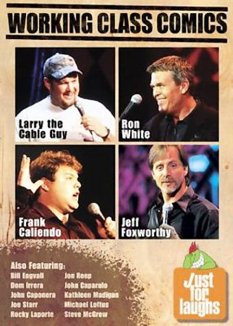 Just For Laughs Stand Up Working Class DVD 2009