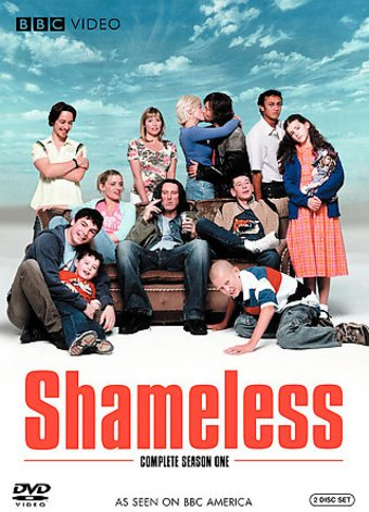 Shameless UK DVD cover