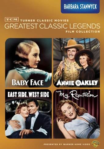 Tcm Greatest Classic Legends Film Collection Barbara