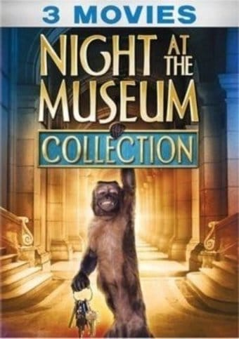 Night at the Museum Collection (3-DVD) (2017) Directed by ...