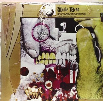 Frank Zappa Uncle Meat 2 Lps 2013 Zappa Records