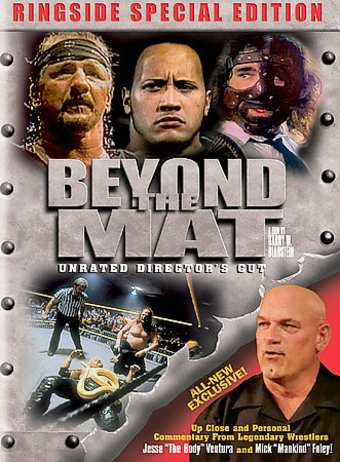Beyond The Mat Ringside Special Edition Unrated