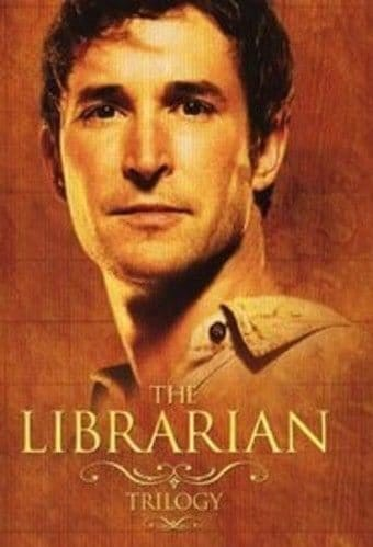 the librarian trilogy 2dvd 2017 starring noah wyle