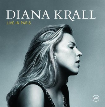 Diana Krall Live In Paris Cd 2002 Umvd Labels