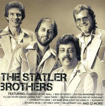 The Statler Brothers Icon 2 2 Cd 2010 Mercury