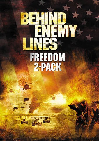 Behind Enemy Lines: Colombia / Behind Enemy Lines (2-DVD ...