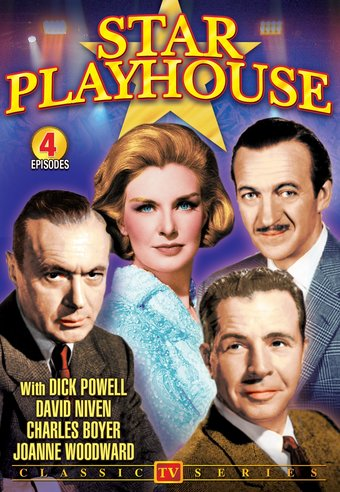 Four Star Playhouse Volume 2 An Operation In Money