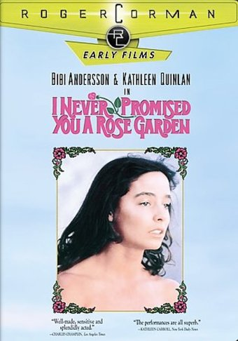 I Never Promised You A Rose Garden Dvd 1977 Starring Kathleen Quinlan Bibi Andersson