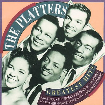 The Platters Greatest Hits Remem Cd 2009 Remember