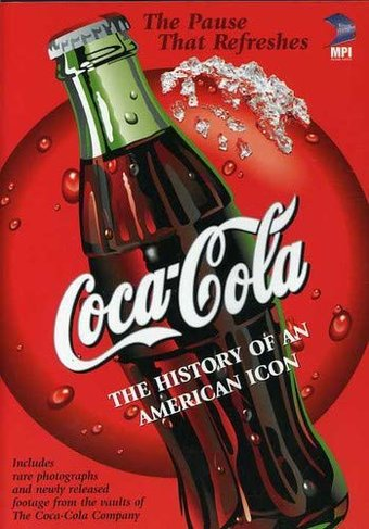 Coca Cola The History Of An American Icon Dvd 2001