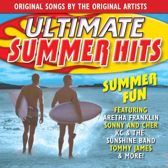 Ultimate Summer Hits Summer Fun Cd 2006 Collectables