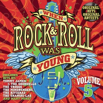 When Rock Amp Roll Was Young Volume 5 Cd 2011
