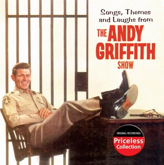 Songs Themes Amp Laughs From Quot The Andy Griffith Show Quot Cd