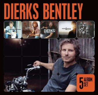 dierks bentley 5 album set 5 cd 2014 imports. Cars Review. Best American Auto & Cars Review