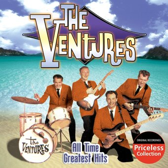 The Ventures All Time Greatest Hits Cd 2003