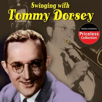 Swinging With Tommy Dorsey Cd 2002 Collectables